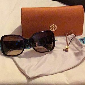 Tory Burch Reva Square Sunglasses